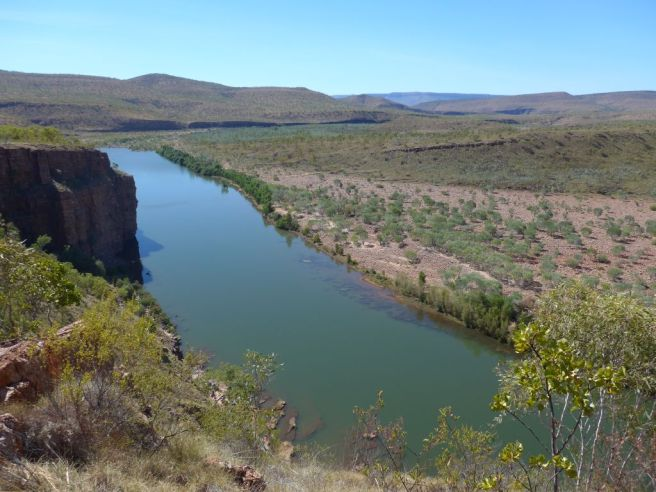The Pentacost River